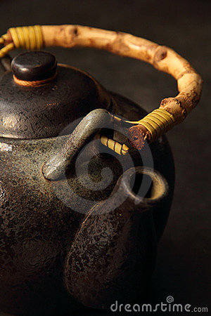 Free Antique Teapot Royalty Free Stock Photography - 21384977