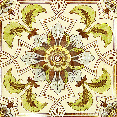 Antique Tinted Tile