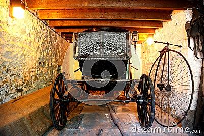 Antique Transport