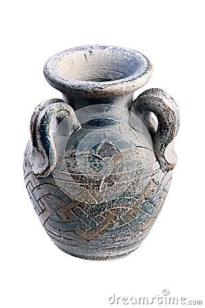 Free Antique Vase Royalty Free Stock Photography - 10166527