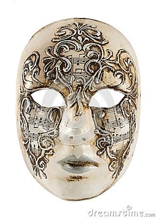 Antique Venetian mask