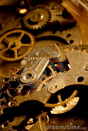 Antique Watch Gears