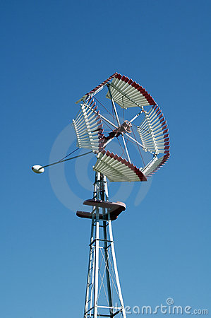Antique Windmill 1