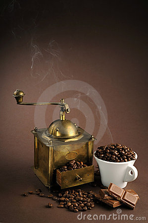 Free Antiquity Coffee Machine Stock Photo - 11565930