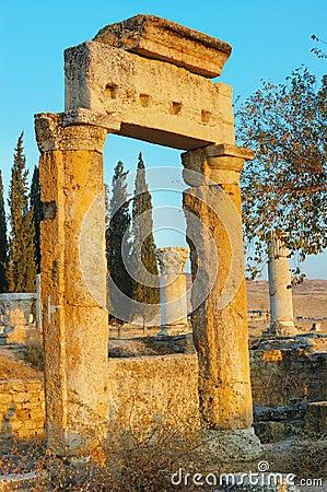 Antiquity memorial