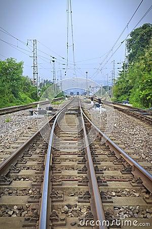 Antiquity railway