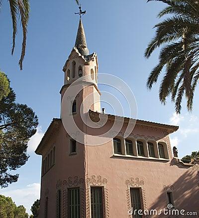 Antoni Gaudi s house