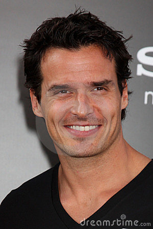 Antonio Sabato Jr., Antonio Sabato, Jr. Editorial Photo