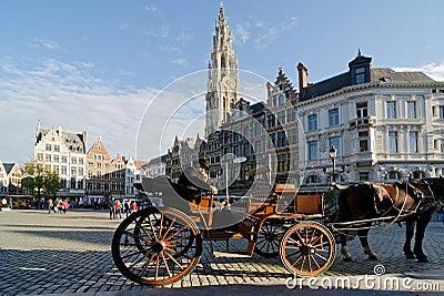 Antwerp Editorial Image
