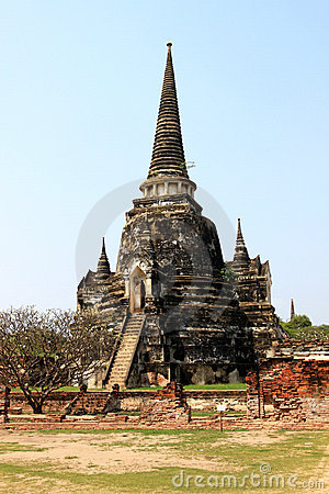 Antyczna pagoda