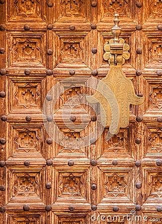 Antyczni drzwi, Maroko