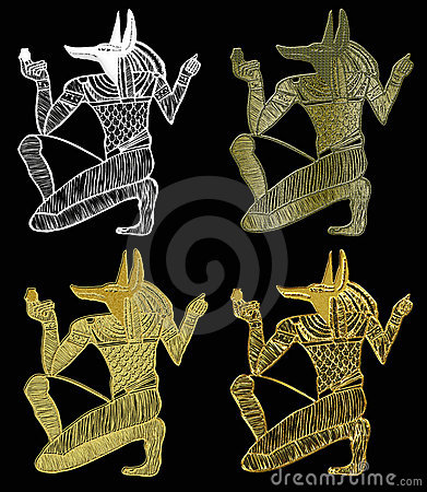 Anubis symbol