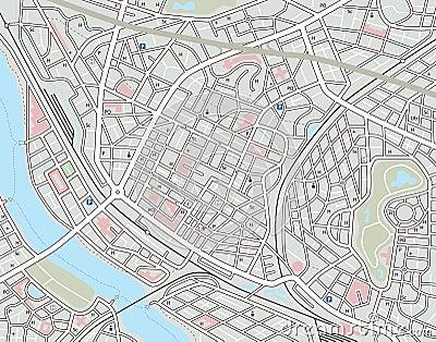 Any city map