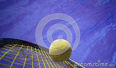 Ação do tênis