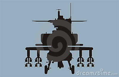 Apache helicopter 2