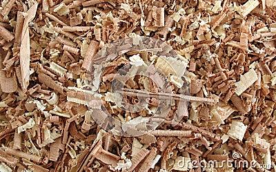 Aparas de madeira 5