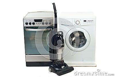 Aparelhos electrodomésticos