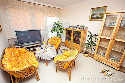 Apartment Royalty Free Stock Photo - Image: 16484645