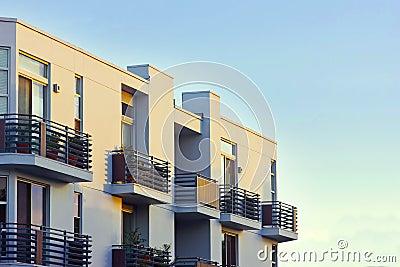 Apartment Balcony's