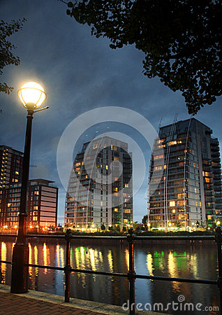 Apartment Buildings in Salford Keys