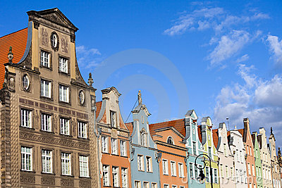 Apartment Houses in Gdansk