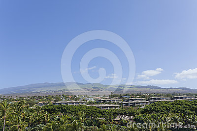 Apartments And Condos Of Maui, HI Royalty Free Stock Photo - Image: 24498705
