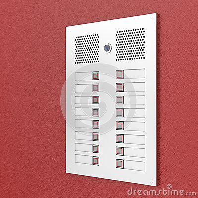 Apartments intercom