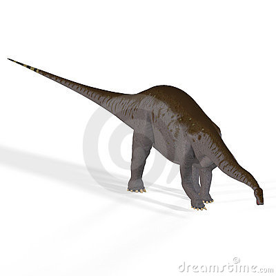 Apatosaurus aka Brontosaurus