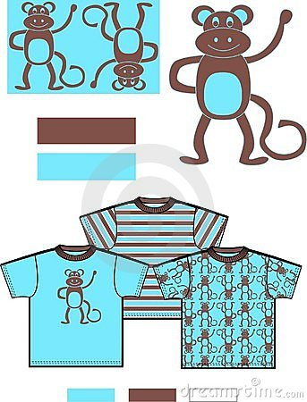 ape children pattern