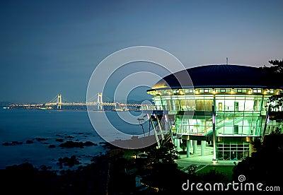 APEC House Editorial Stock Photo