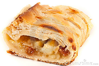 Apfelstrudel (apple pie)