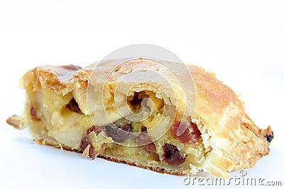 Apfelstrudel, or strudel cake