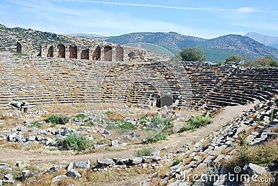 Aphrodisias -  Roman Stadium - Turkey