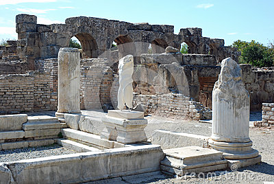Aphrodisias - Ruins - Turkey
