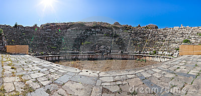 Aphrodisias teatr