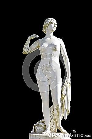 Aphrodite classic statue