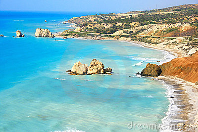 Aphrodite s legendary birthplace