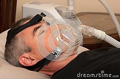 Apnea de sommeil et CPAP