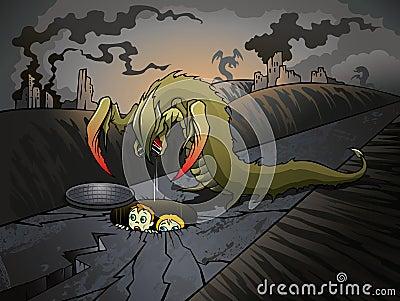 Apocalyptic invasion