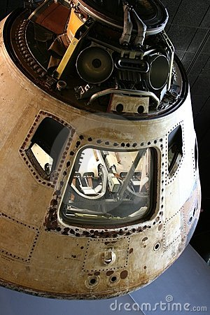 Free Apollo 11 Command Module Stock Images - 20163094