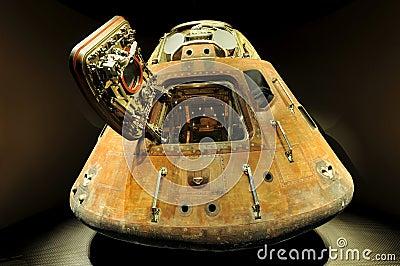 Apollo 13 LEM Capsule Editorial Stock Image