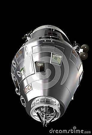 clipart apollo spaceship - photo #33