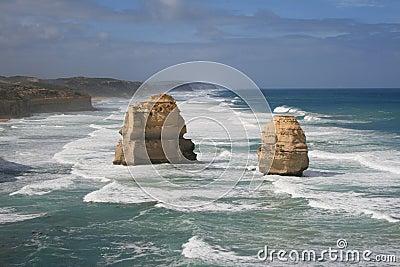 Apostołów wielka oceanu droga dwanaście