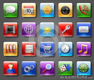 App ikony