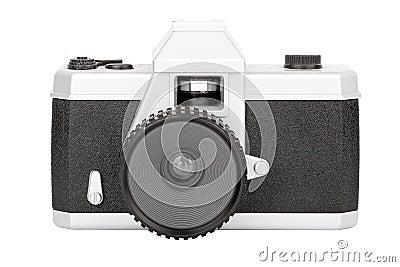 appareil photo en plastique de jouet image stock image 24900421. Black Bedroom Furniture Sets. Home Design Ideas