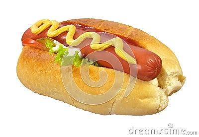 Appetite hot dog