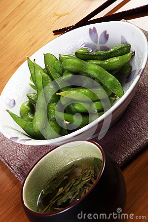 Appetizer beans