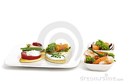 Appetizer variation