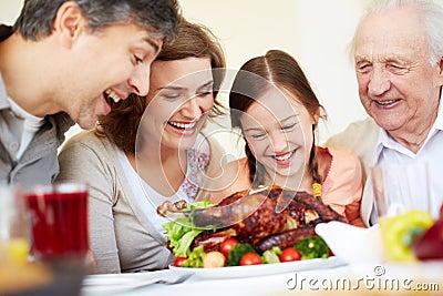 Appetizing turkey