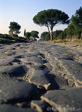 Appian Way-Via Appia